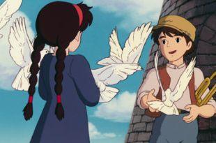 幸福,其實一直都在,只要你不要什麼都那麼計較,幸福就跑不了- 宮崎駿的夢想之城