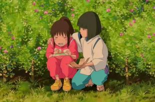 還沒學會堅強,就要先學會逞強。 – 宮崎駿的夢想之城