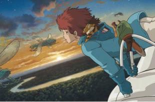 堅強不是面對悲傷不流一滴眼淚,而是擦乾眼淚微笑面對生活。 – 宮崎駿的夢想之城