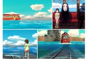 火車蘊含的深意!過了16年終於懂了《神隱少女》電影中最多人詢問的片段!