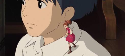 渺小的人,反而比一般人更懂得堅持,也更有面對困難的勇氣。 - 宮崎駿的夢想之城