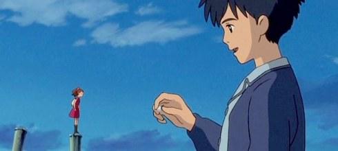 我永遠不會忘記你,你已經是我心的一部分 - 宮崎駿的夢想之城