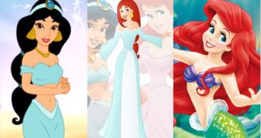 「迪士尼公主們的女孩會長成什麼樣?」愛麗兒跟茉莉的小孩好美,木蘭跟睡美人的小孩超有氣質。– 動漫的故事