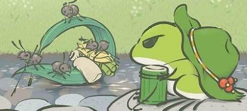 【超佛心攻略】《旅行青蛙》史上最完整中文攻略,一次讓你知道你的青蛙在想什麼。 – 動漫的故事