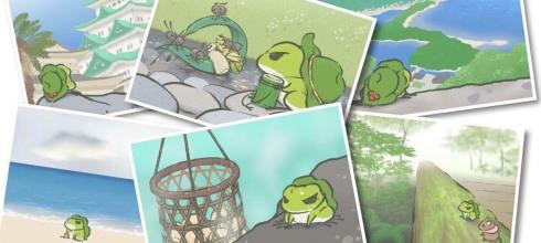 「沒想到《旅行青蛙》竟然是攝影高手?」看完這 8 組圖,才知道青蛙竟然那麼有才華! - 我們用電影寫日記