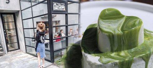 台中這間乾燥花玻璃屋餐廳太浪漫!雙愛心的抹茶戚風蛋糕更是讓少女心爆棚-台灣美食懶人包