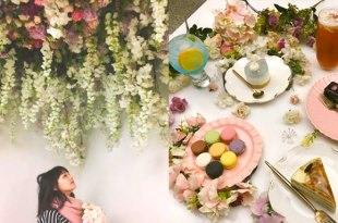 「全台10家網美必去的少女系餐廳」讓人少女心大爆炸!台南這家甜點大概是第一名吧-台灣美食懶人包