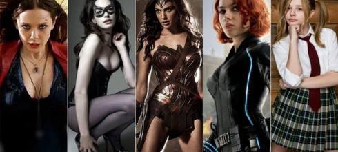 細數那些令人印象深刻的超級女英雄(女神),有兩個都演過復仇者聯盟! - 《我們用電影寫日記》