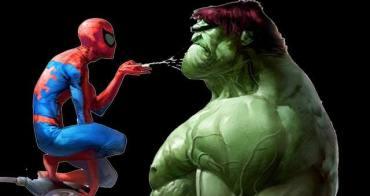 原來蜘蛛人暴打這麼多超級英雄!浩克被擺平,連這位DC英雄都打過-動漫的故事