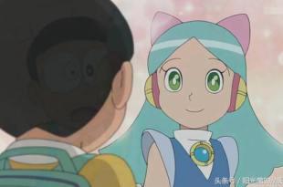 靜香其實不是大雄的唯一,還有超多可愛的妹子都喜歡過大雄!-《哆啦A夢》-動漫的故事
