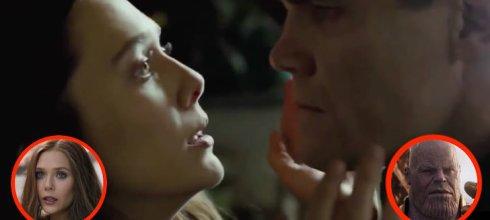 「緋紅女巫」和「薩諾斯」竟拍過一段激情戲!看完《復仇者聯盟3》後再看這段床戲感受很奇妙⋯ – 我們用電影寫日記