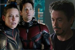 導演親自證實!蟻人、黃蜂女缺席《復仇者聯盟3》的真正原因首度曝光….—《蟻人與黃蜂女》—我們用電影寫日記