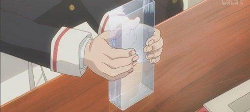 新版《庫洛魔法使》的透明庫洛牌被稱為「鋼化玻璃膜」,官方真的做出來了!-動漫的故事