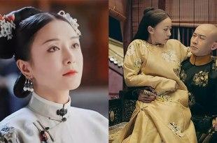 富察皇后是怎麼看「瓔珞和皇上在一起」?秦嵐的回答讓網友紛紛表示:「令后CP才是王道!」—《延禧攻略》—我們用電影寫日記