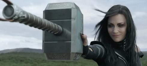 「《雷神索爾3》海拉憑什麼能一手捏爆雷神之鎚?」看完這篇圖文分析你就懂了! - 我們用電影寫日記