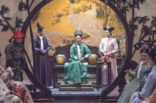 「《如懿傳》中最美艷兇狠的嬪妃」害慘如懿和富察皇后,不愛皇上卻生下4個皇子-我們用電影寫日記