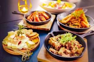 【台北美食】BOS Bar&Bistro在信義區想放鬆聚餐喝酒必去的餐酒館,還可以為你量身打造一杯調酒