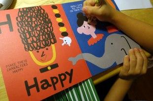 創造力大爆發的英文字母美勞書 DIY ABC-好值得列入書單