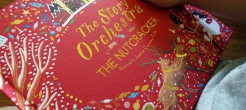 [音效書]輕舞飛揚的柴可夫斯基胡桃鉗|The Story Orchestra: The Nutcracker