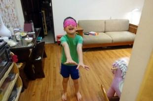 [感統遊戲]本體覺不成熟|動作大又不會控制力道的孩子