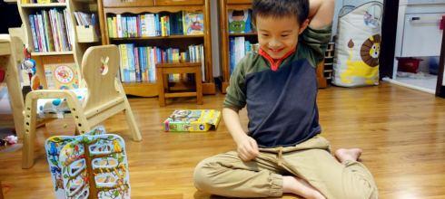 感統紀錄一年心得|尊重孩子的天生氣質
