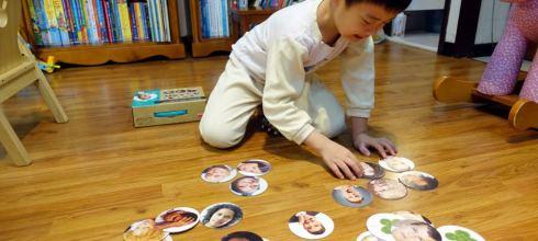 不要再說孩子白目|西班牙akros感統教玩具-情緒表情桌遊拼圖|陪孩子一起察言觀色