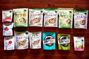 金腸胃最近吃什麼|我們家愛吃的天然韓國好食