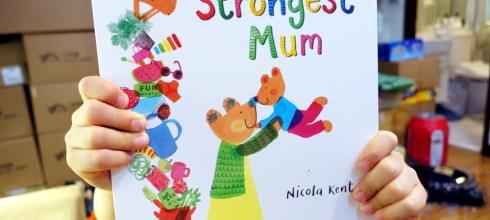 老公和小孩都要聽的故事 The Strongest Mum 媽媽是超人 心有戚戚焉