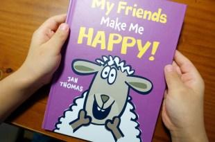 [親子共讀] 超有趣|繪本界無厘頭大師書單|My Friends Make Me Happy