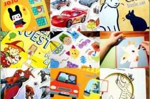 [揪團]7月書團:硬頁書,Brain Quest大腦益智書單,貼紙書,橋樑書,有聲CD書,繪本,迪士尼漫威
