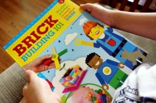 玩不膩的動腦遊戲|樂高教孩子的20個STEAM|Brick Building 101|還有LEGO積木玩具