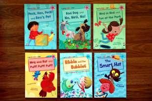地表最強影音讀本|英國小孩的分級讀本|Maverick Early Reader