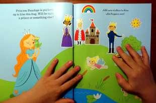 自己說故事的貼紙書|Sticker Stories: Fairy Tale Adventures|貼出想像力及問題解決能力引導