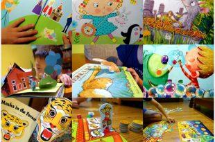 [揪團]10月書團:英國小孩分級讀本Maverick Early Reader,童書,Orchard Toys桌遊拼圖