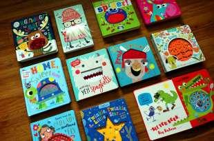 小孩喜歡到不行,12本《怪怪觸覺書》大集合|連媽媽都愛到選擇障礙(上集)