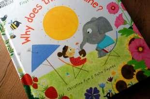 小小孩的科學博物館書單 Why Does the Sun Shine? 為什麼太陽會亮呢?