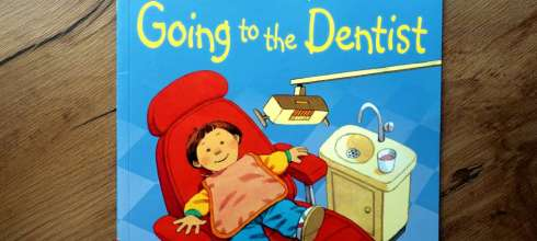 Going to the Dentist看牙書單