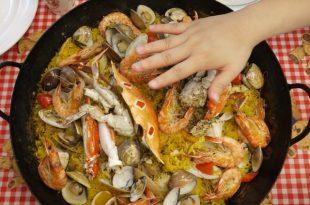 [食記]加貝爾廚房-超美味的西班牙海鮮飯