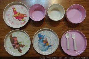 [同大爺私物] 可以從小用到大●Miniware幼兒成長餐具●還有幾米繪本禮物組