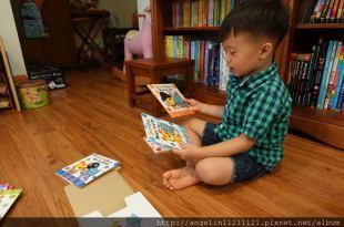 適合2歲後的有聲CD故事書●Dot and Dash Colection●幼兒聽故事CD經驗分享