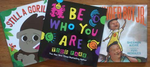 2017值得共讀,小小孩的的3本心靈雞湯●Be Who You Are●做自己,不比較書單