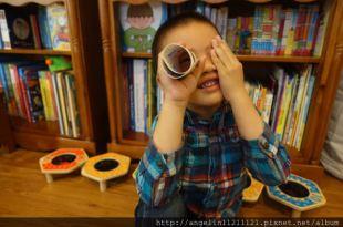 [幼兒感統] 居家慢速眼球訓練●避免未來閱讀跳字漏行●