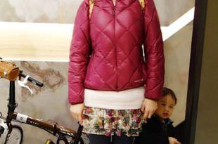 [冬衣]竟有不顯胖羽絨衣●日本mont-bell●超暖的275克輕量