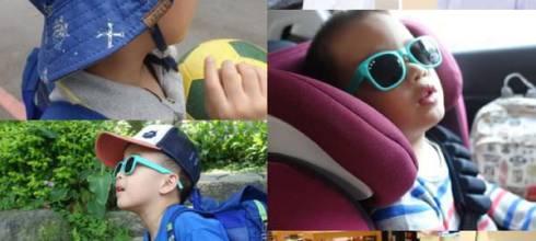 [初夏團] ●我準備了太陽眼鏡和遮陽帽●這天氣不防曬根本不行