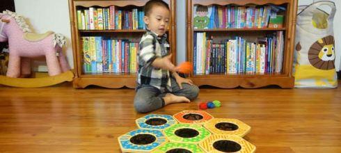 【德國系感統木玩大集合】彈珠軌道積木,投球計分遊戲組,小孩好忙百寶箱⋯⋯