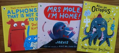 [親子共讀] 同大爺愛繪本●Mrs Mole, I'm Home!●給喜歡聽故事的孩子們