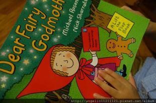 [同大爺書報] 每讀必大笑●Dear Fairy Godmother●翻翻書(學習解決問題書單)