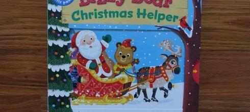 童書界的人氣小熊Bizzy Bear●精選3本耶誕硬頁書大集合●