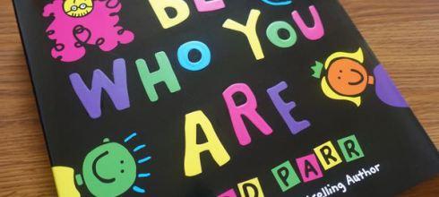 2017值得與孩子共讀,小小孩的的心靈雞湯●Be Who You Are●就做你自己