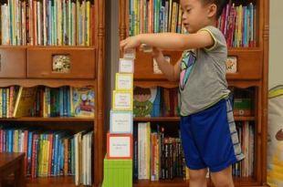 6m到5y以上都適合●My Rolling Library行動圖書館●Dear Zoo堆高高積木書